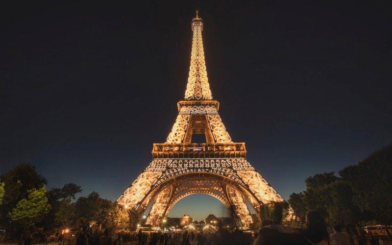 Paris - Reisezeit