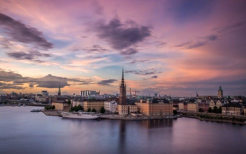 Stockholm - Reisezeit