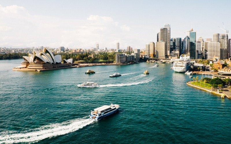 Sydney - Reisezeit